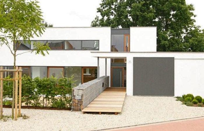 Garten Bauhausstil hochwertiges architektenhaus in weiden immobilien sparrer com